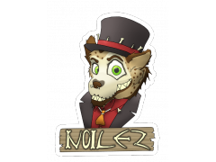 Noilez - Conbadge Exchange, July 2013