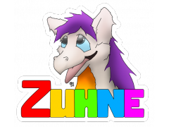 Zuhne - Conbadge Exchange, September 2013