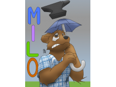 Milo - Conbadge Exchange, October 2013