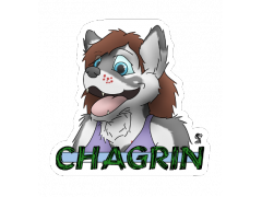 Chagrin - Conbadge Exchange, April 2014