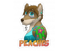 Peaches - Conbadge Exchange, May 2014