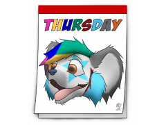 Thursday - Conbadge Exchange, June 2014