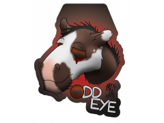 Odd Eye - Conbadge Exchange, October 2014