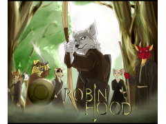 non-lo-so's Robin Hood commission for Flow